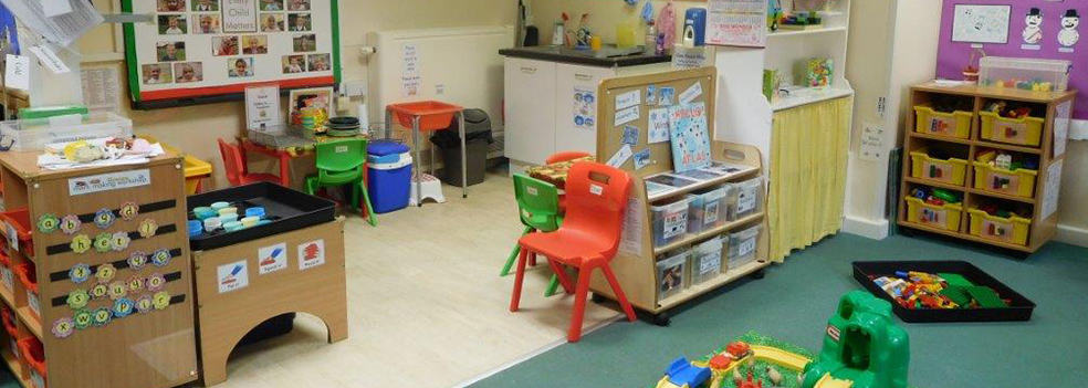 nursery at Dronfield